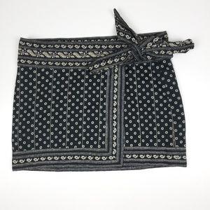 Isabel Marant Etoile Lyne wrap skirt